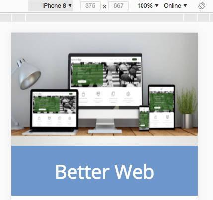Affichage du menu sur iPhone avec wbAmp