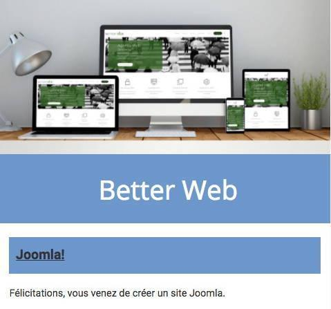En-tête de page dans wbAmp