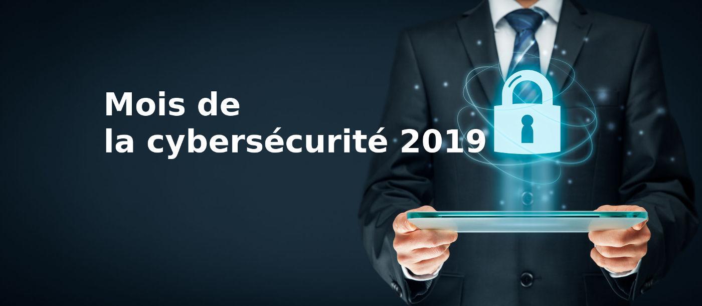 Mois de la cybersécurité 2019