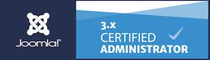 Certified Joomla! Administrator